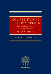 Cover for   Competition in Energy Markets