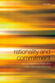 Cover for   Rationality and Commitment