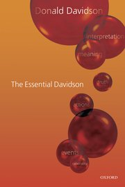 Cover for   The Essential Davidson