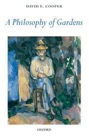 Cover for   A Philosophy of Gardens