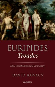 Cover for   Euripides: Troades