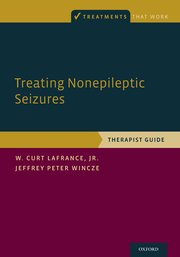 Cover for   Treating Nonepileptic Seizures