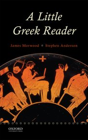 Cover for   A Little Greek Reader