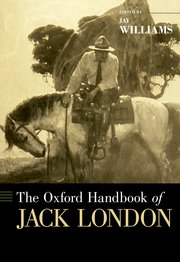 Cover for   The Oxford Handbook of Jack London