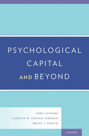 Cover for   Psychological Capital and Beyond