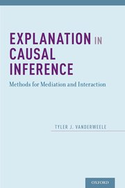 Cover for   Explanation in Causal Inference