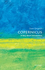 Cover for   Copernicus: A Very Short Introduction