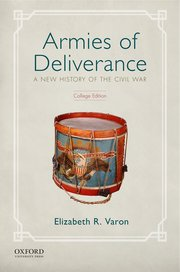 Cover for   Armies of Deliverance