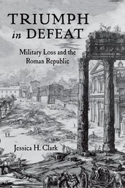 Cover for   Triumph in Defeat