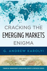 Cover for   Cracking the Emerging Markets Enigma