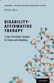 Cover for   Disability-Affirmative Therapy