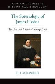 Cover for   The Soteriology of James Ussher