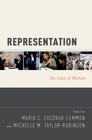 Cover for   Representation