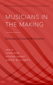 Cover for   Musicians in the Making