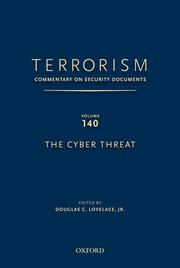 Cover for   TERRORISM: COMMENTARY ON SECURITY DOCUMENTS VOLUME 137