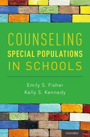 Cover for   Counseling Special Populations in Schools