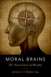 Cover for   Moral Brains