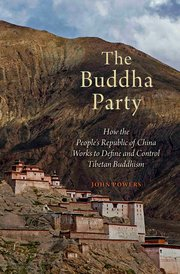 Cover for   The Buddha Party