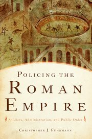 Cover for   Policing the Roman Empire