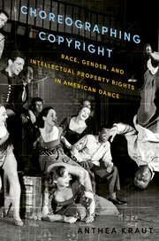 Cover for   Choreographing Copyright
