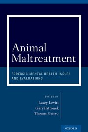 Cover for   Animal Maltreatment