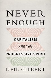 Cover for   Never Enough