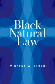 Cover for   Black Natural Law