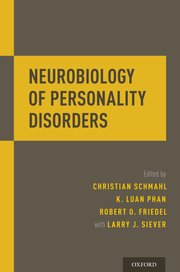 Cover for   Neurobiology of Personality Disorders