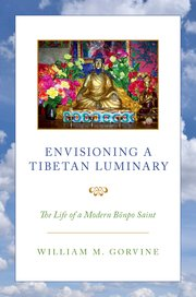 Cover for   Envisioning a Tibetan Luminary