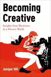 Cover for   Becoming Creative
