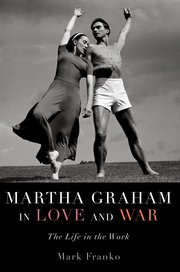 Cover for   Martha Graham in Love and War
