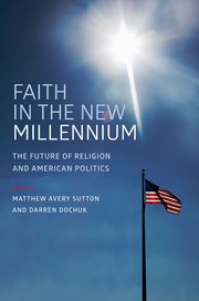 Cover for   Faith in the New Millennium