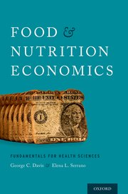 Cover for   Food and Nutrition Economics