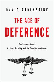 Cover for   The Age of Deference