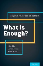 Cover for   What is Enough?