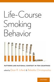 Cover for   Life-Course Smoking Behavior