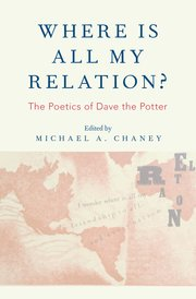 Cover for   Where Is All My Relation?
