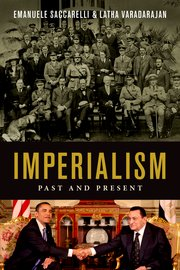 Cover for   Imperialism Past and Present