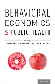 Cover for   Behavioral Economics and Public Health