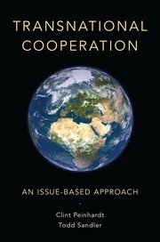 Cover for   Transnational Cooperation