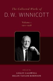 Cover for   The Collected Works of D. W. Winnicott