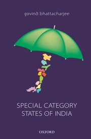 Cover for   Special Category States of India