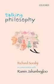 Cover for   Talking Philosophy