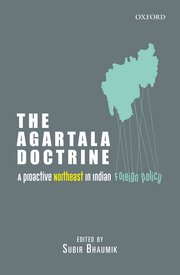 Cover for   The Agartala Doctrine