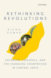 Cover for   Rethinking Revolutions
