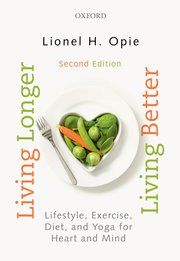 Cover for   Living Longer, Living Better