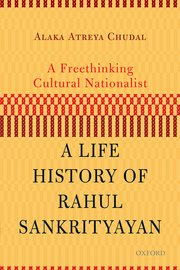 Cover for   A Freethinking Cultural Nationalist
