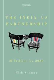 Cover for   The India-US Partnership