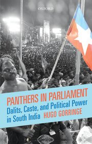 Cover for   Panthers in Parliament