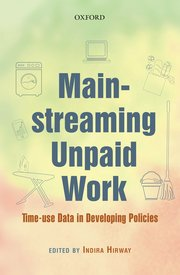 Cover for   Mainstreaming Unpaid Work